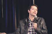 Misha Collins, Saturday, Salute to Supernatural Chicago 2013