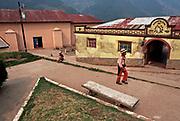 Todos Santos Indians in Todos Santos --- Image by © Jeremy Horner/CORBIS