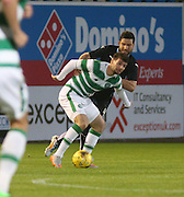 Nadir Ciftci and Kostadin Gadzhalov - Celtic v Dundee - Development League at Cappielow<br /> <br />  - &copy; David Young - www.davidyoungphoto.co.uk - email: davidyoungphoto@gmail.com