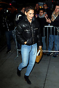 Feb. 8, 2016 - New York City, NY, USA - <br /> <br /> Actress Katie Holmes made an appearance at the Apple Store in Soho<br /> ©Exclusivepix Media