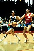 Europei Francia 1983 - Nantes: pierluigi marzorati
