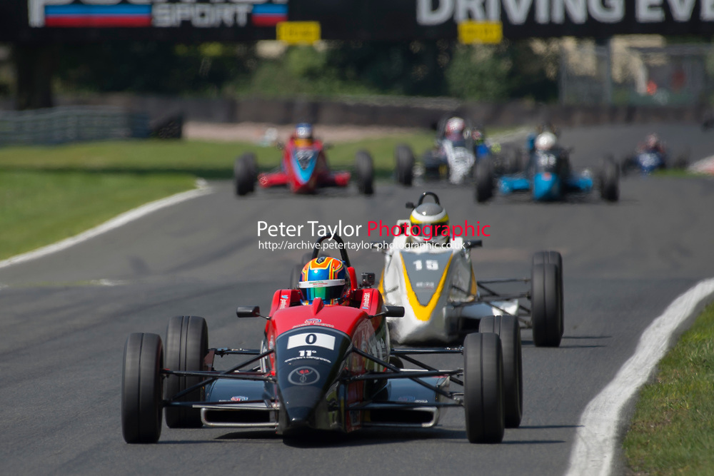 #0 Joshua Smith Firman RF088  during Avon Tyres Formula Ford 1600 Northern Championship as part of the BRSCC Oulton Park Race Day at Oulton Park, Little Budworth, Cheshire, United Kingdom. June 17 2017. World Copyright Peter Taylor/PSP. Copy of publication required for printed pictures.  Every used picture is fee-liable. http://archive.petertaylor-photographic.co.uk