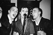 Skins Singing, 1980s.