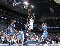 April 11, 2010; Charlotte Bobcats at New Jersey Nets