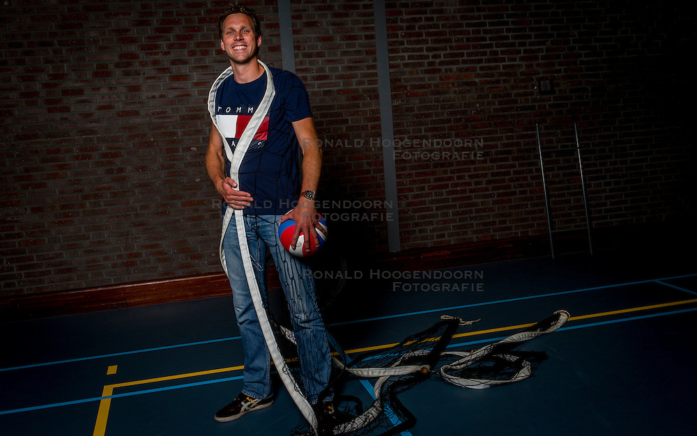 30-05-2016 NED: Training VCV 2 in sporthal West, Veenendaal<br /> Wouter Pilon