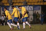 SAO PAULO, SP, BRASIL, 07/06/2011, 22h34:  Jogo da selecao brasileira de futebol contra a selecao da Romenia em Sao Paulo.  (Foto: Caio Guatelli)