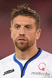 August 27, 2017 - Naples, Naples, Italy - Alejandro Gomez of Atalanta BC during the Serie A TIM match between SSC Napoli and Atalanta BC at Stadio San Paolo Naples Italy on 27 August 2017. (Credit Image: © Franco Romano/NurPhoto via ZUMA Press)