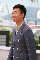 Actor Zhang Yi at the Mountains May Depart film photo call at the 68th Cannes Film Festival Tuesday May 20th 2015, Cannes, France.