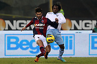 "Panagiotis Kone Bologna Luis Cavanda Lazio.Bologna 10/12/2012 Stadio ""Dall'Ara"".Football Calcio Serie A 2012/13.Bologna v Lazio.Foto Insidefoto Paolo Nucci."