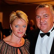 NLD/Den Haag/20111212 - NOC / NSF Sportgala 2011, Ellen van Langen en partner Eric van Denden