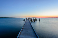 Pier, Noyack Bay, Robertson Drive, North Haven, Sag Harbor, NY