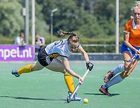 BLOEMENDAAL   -  ?  oefenwedstrijd dames Bloemendaal-Victoria, te voorbereiding seizoen 2020-2021.   COPYRIGHT KOEN SUYK