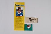 Michael Cleary, Tipperary Captain,