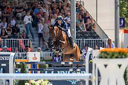 Von Eckermann Henrik, SWE, Mary Lou 194<br /> European Championship Dressage<br /> Rotterdam 2019<br /> © Hippo Foto - Stefan Lafrentz