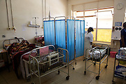 Special care ward in Mulago hospital, Uganda