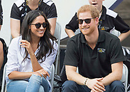 Meghan Markle & Prince Harry Together, Toronto