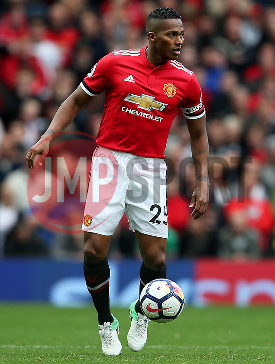 Luis Antonio Valencia of Manchester United - Mandatory by-line: Matt McNulty/JMP - 17/09/2017 - FOOTBALL - Old Trafford - Manchester, England - Manchester United v Everton - Premier League