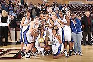 Oklahoma City Univ BBall vs Oklahoma Baptist - 3/11/2008