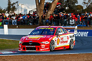 Championship leader Scott McLaughlin wins race 1 of the Truck Assist Winton SuperSprint Event 6 of the Virgin Australia Supercars Championship, Winton, Victoria. Australia. 25th-26th May 2019.