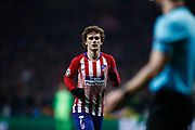 Antoine Griezmann of Atletico de Madrid during the UEFA Champions League, round of 16, 1st leg football match between Atletico de Madrid and Juventus on February 20, 2019 at Wanda metropolitano stadium in Madrid, Spain - Photo Oscar J Barroso / Spain ProSportsImages / DPPI / ProSportsImages / DPPI