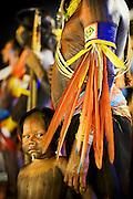 Kayapo child