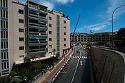 May 25-29, 2016: Monaco Grand Prix. Racing action in the Monaco GP