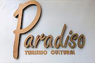 Paradiso Cultural Tourism office, Havana Vedado, Cuba.