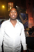 Chauncy Hamelett at the Grey Goose and BET Presents ' Rising Icons ' featuring Wale held at BET Studios on July 28, 2009 in New York City