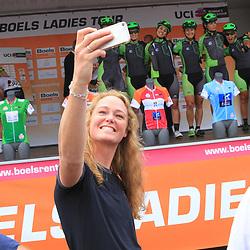 01-09-2017: Wielrennen: Boels Ladies Tour: Weert: Geerike Schreurs