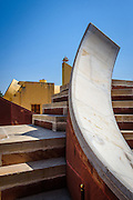 Features from the Jantar Mantar, Astronomy collection in Jaipur, India.  <br /> <br /> Nikon D750 28mm  ISO 640  f11  1/1250s