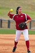 Women's SoftballUniversity of Arkansas Razorback Women's Softball team action photography in Fayetteville, Arkansas during the 2010-2011 season.