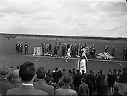 Athletic Meeting - North vs South at Shelbourne Stadium.27/07/1957