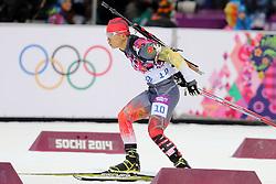 The XXII Winter Olympic Games 2014 in Sotchi, Olympics, Olympische Winterspiele Sotschi 2014<br /> Long REN (CHN)