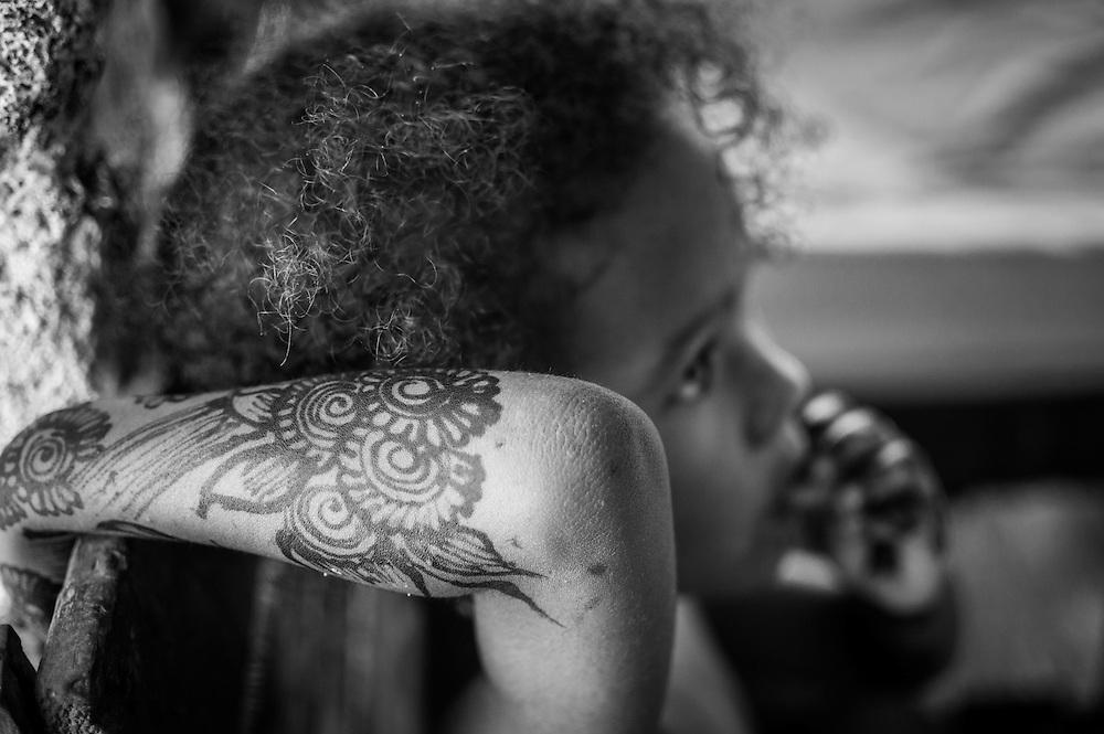 Henna Light  |  Shella Village, Kenya