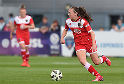 Bristol Academy's Caroline Weir - Photo mandatory by-line: Paul Knight/JMP - Mobile: 07966 386802 - 18/07/2015 - SPORT - Football - Bristol - Stoke Gifford Stadium - Bristol Academy Women v Manchester City Women - FA Women's Super League