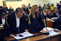 PROCESSO CUCCHI BIS MARIA LAMPITELLA