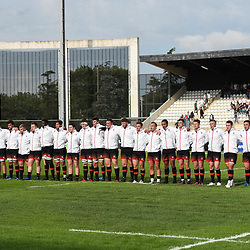 Team of England during the World Championship U 20 match between England and Argentina on May 30, 2018 in Narbonne, France. (Photo by Alexandre Dimou/Icon Sport)