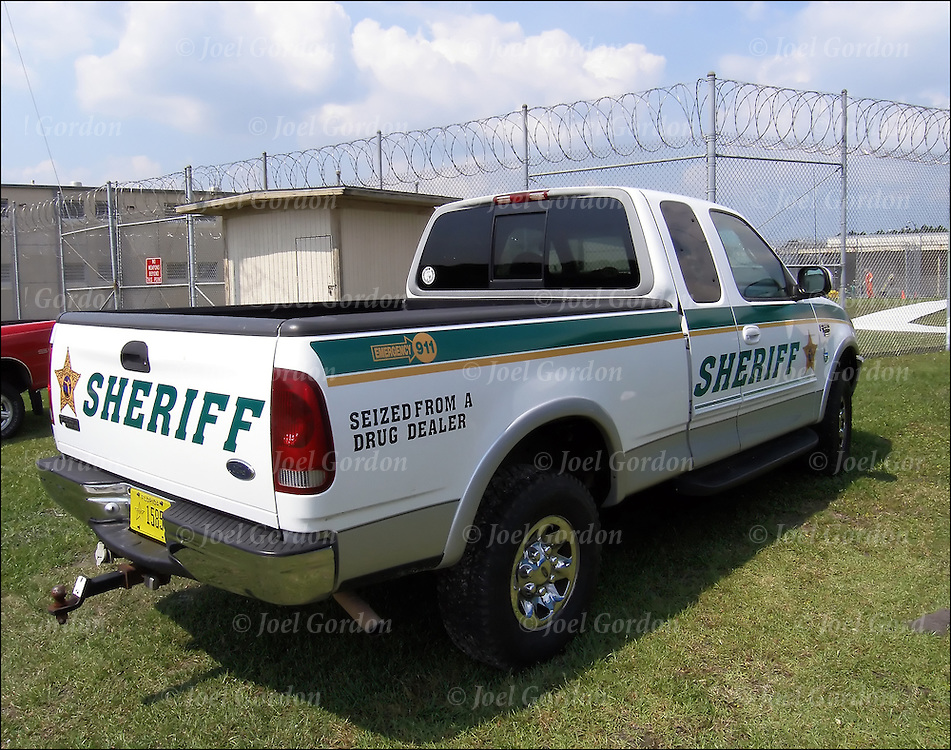 Putnam County Sheriff's Office, truck seized for drug dealer