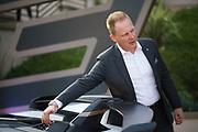 August 22-26, 2018. Monterey Car Week. Mitja Borkert, Lamborghini Head of Design