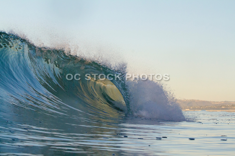Waves of San Clemente