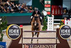 SOSATH Hendrik (GER), Casirus<br /> Leipzig - Partner Pferd 2019<br /> IDEE Kaffe Preis<br /> CSI5*<br /> 18. Januar 2019<br /> © www.sportfotos-lafrentz.de/Stefan Lafrentz