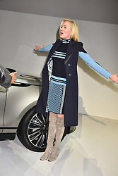 Princess Lilly Zu Sayn-Wittgenstein at the Range Rover Velar Global Reveal at The Design Museum, London England. 1 March 2017.
