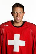 31.07.2013; Wetzikon; Eishockey - Portrait Nationalmannschaft; Romain Loeffel (Valeriano Di Domenico/freshfocus)