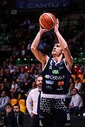 Tommaso Laquintana<br /> Pallacanestro Cantu' - Basket Leonessa Brescia<br /> Basket Serie A LBA 2018/2019<br /> Desio 07 April 2018<br /> Foto Mattia Ozbot / Ciamillo-Castoria