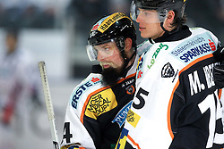 05.11.2010, Eishockeystadion, Szekesfehervar, HUN, EBEL, SAPA Fehervar AV19 vs Moser Medical Graz 99ers, im Bild PEINTNER (34), EXPA Pictures © 2010, PhotoCredit: EXPA/ A. Kovacs