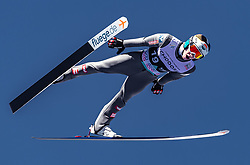 10.03.2019, Holmenkollen, Oslo, NOR, FIS Weltcup Skisprung, Raw Air, Oslo, Einzelbewerb, Herren, im Bild Jan Hoerl (AUT) // Jan Hoerl of Austria during the men's individual competition of the Raw Air Series of FIS Ski Jumping World Cup at the Holmenkollen in Oslo, Norway on 2019/03/10. EXPA Pictures © 2019, PhotoCredit: EXPA/ JFK