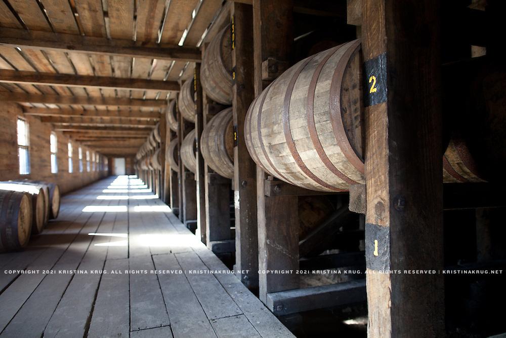 Rick House at 1792 RIdgemont Reserve Distillery