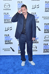 February 8, 2020, Santa Monica, Kalifornien, USA: Adam Sandler bei der 35. Verleihung der Film Independent Spirit Awards 2020 im Zelt am Santa Monica Beach. Santa Monica, 08.02.2020 (Credit Image: © Future-Image via ZUMA Press)