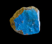 Kinoite, Monoclinic.  Crust of crystals, Christmas, Arizona.