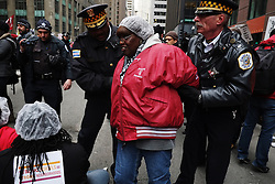 On March 27 thousands of teachers, school faculty, students, parents, union activists, and others protested a plan by Chicago mayor Rahm Emanuel to shut 54 of the city's schools.